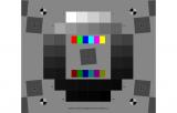 Transparent 16:9 36-Patch Dynamic Range Test Chart