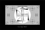 Reflective/Transparent 16:9 HDTV Universal Test Chart