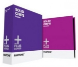 PANTONE SOLID CHIPS two-book set Coated & Uncoated / GP1303