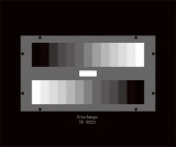 Made in China Cheap HDTV Gray Scale Test Chart