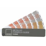 PANTONE METALLIC FORMULA GUIDE coated / GG1207