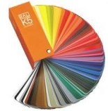 RAL K5  Color Cards